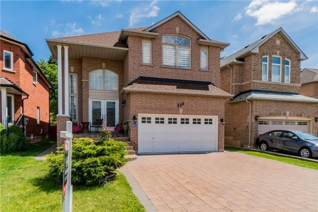 Detached at 336 Barondale Dr, Mississauga, Ontario. Image 1