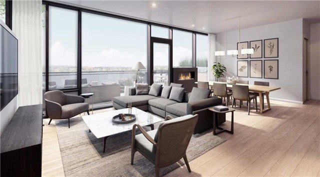Condo Apartment at 79 Main St, Unit 302, Halton Hills, Ontario. Image 4