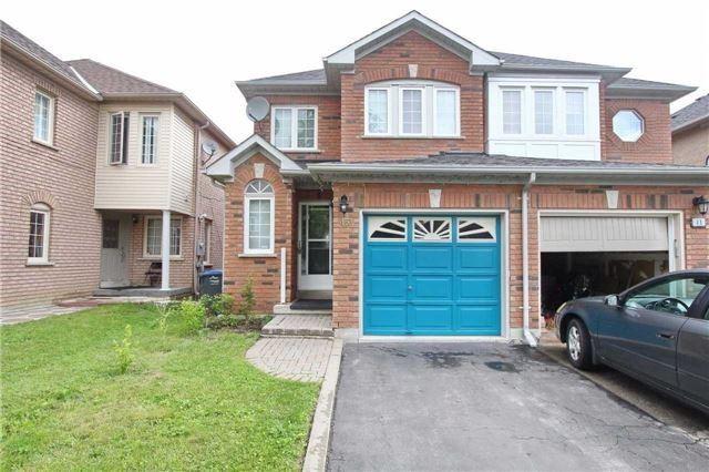 Semi-detached at 43 Velvet Grass Lane, Brampton, Ontario. Image 1