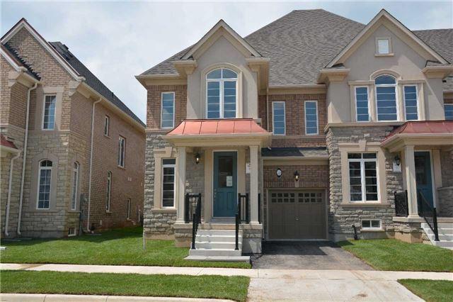 Townhouse at 519 Terrace Way, Oakville, Ontario. Image 1