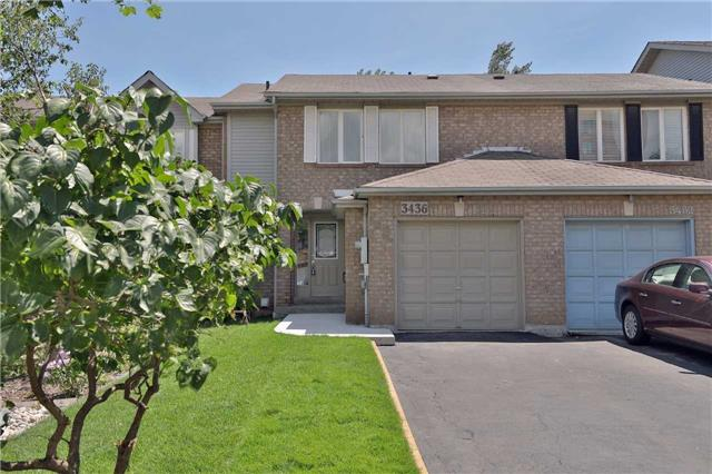 Townhouse at 3436 Fenwick Cres, Mississauga, Ontario. Image 1