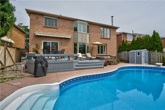 Detached at 1492 Tanner Crt, Oakville, Ontario. Image 13