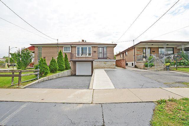 Semi-detached at 3 Topeka Rd, Toronto, Ontario. Image 1