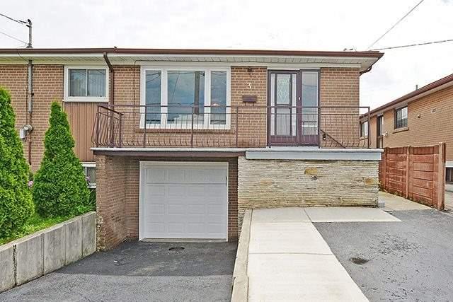 Semi-detached at 3 Topeka Rd, Toronto, Ontario. Image 12