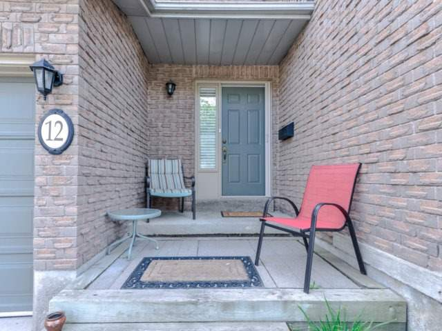 Condo Townhouse at 3100 Fifth Line West Line, Unit 12, Mississauga, Ontario. Image 12