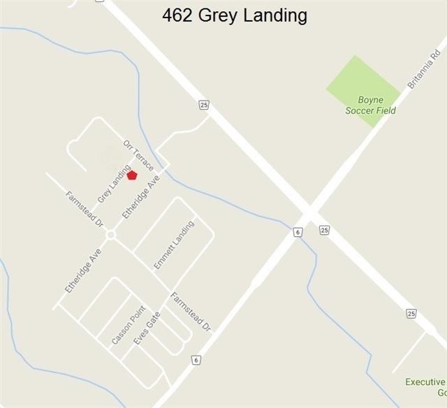 Detached at 462 Grey Landing, Milton, Ontario. Image 13