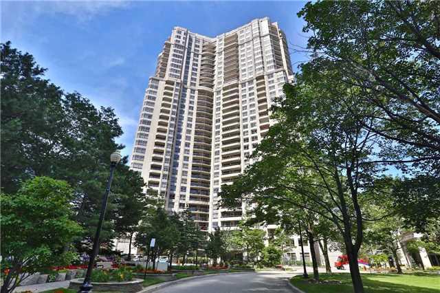 Condo Apartment at 35 Kingsbridge Garden Circ, Unit 407, Mississauga, Ontario. Image 1