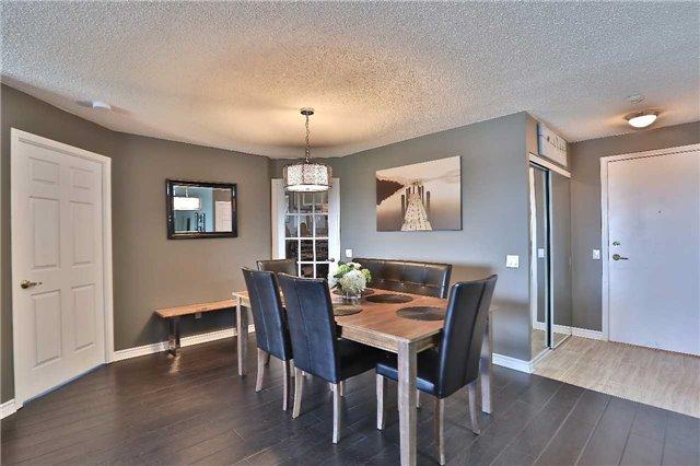 Condo Apartment at 35 Kingsbridge Garden Circ, Unit 407, Mississauga, Ontario. Image 14