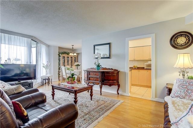 Condo Apartment at 420 Mill Rd, Unit 1507, Toronto, Ontario. Image 12