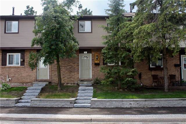 Condo Townhouse at 45 Hansen Rd, Unit 53, Brampton, Ontario. Image 1