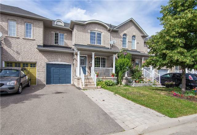 Townhouse at 7 Olivett Lane, Brampton, Ontario. Image 1