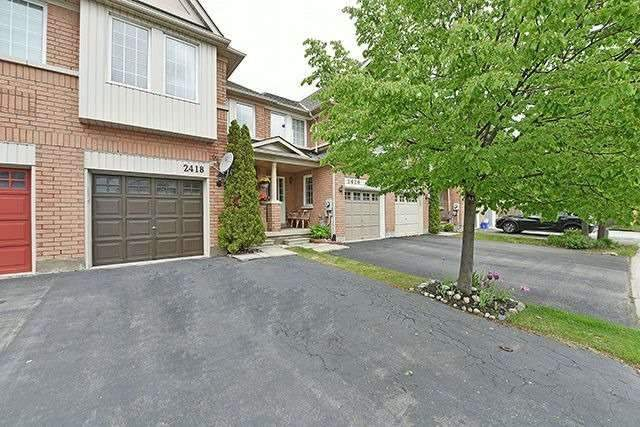 Townhouse at 2418 Nichols Dr, Oakville, Ontario. Image 1