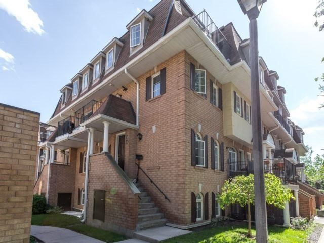 Condo Townhouse at 60 Sidney Belsey Cres, Unit 301, Toronto, Ontario. Image 1