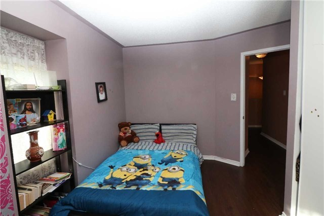 Condo Townhouse at 60 Sidney Belsey Cres, Unit 301, Toronto, Ontario. Image 6