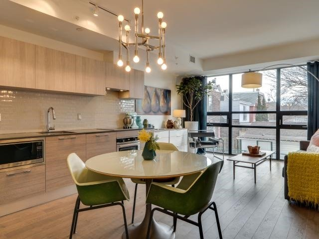 Condo Townhouse at 530 Indian Grve, Unit Th 6, Toronto, Ontario. Image 2