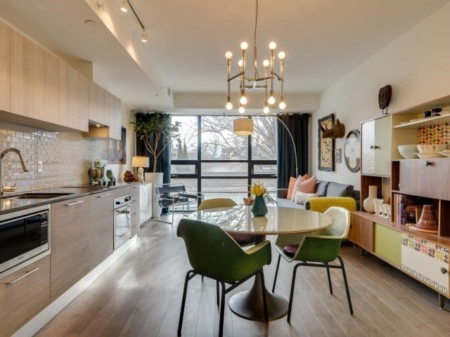 Condo Townhouse at 530 Indian Grve, Unit Th 6, Toronto, Ontario. Image 5