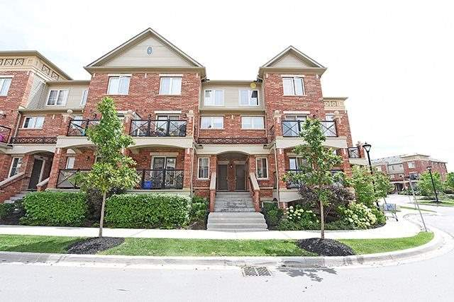 Condo Townhouse at 2464 Post Rd, Unit 7, Oakville, Ontario. Image 1