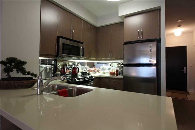 Condo With Common Elements at 60 Absolute Ave, Unit 1503, Mississauga, Ontario. Image 12
