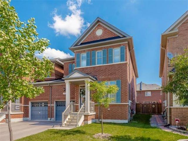 Semi-detached at 339 Giddings Cres, Milton, Ontario. Image 1