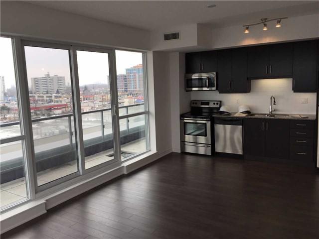 Condo Apartment at 15 James Finlay Way, Unit 634, Toronto, Ontario. Image 7