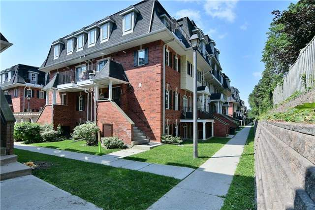 Condo Townhouse at 60 Sidney Belsey Cres, Unit 304, Toronto, Ontario. Image 1