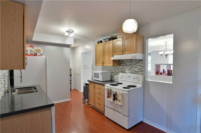 Condo Townhouse at 60 Sidney Belsey Cres, Unit 304, Toronto, Ontario. Image 2