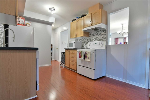 Condo Townhouse at 60 Sidney Belsey Cres, Unit 304, Toronto, Ontario. Image 3