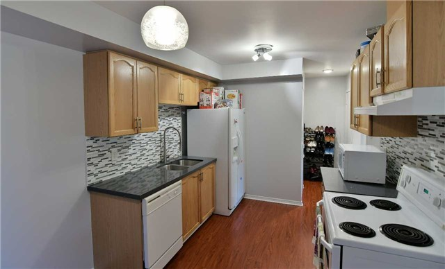 Condo Townhouse at 60 Sidney Belsey Cres, Unit 304, Toronto, Ontario. Image 4