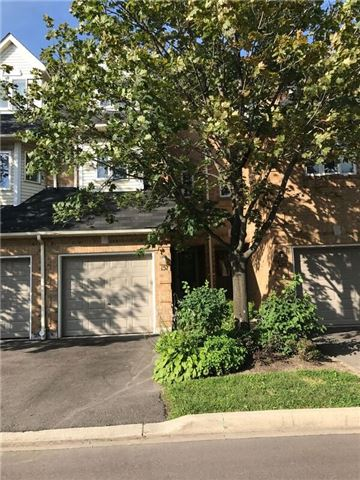 Condo Townhouse at 99 Bristol Rd E, Unit 157, Mississauga, Ontario. Image 1
