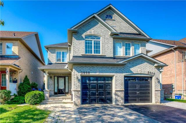 Semi-detached at 5858 Questman Hllw, Mississauga, Ontario. Image 1