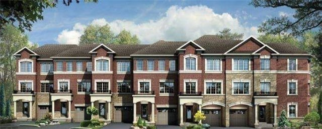 Townhouse at 9 Autumnwood Ave, Brampton, Ontario. Image 2