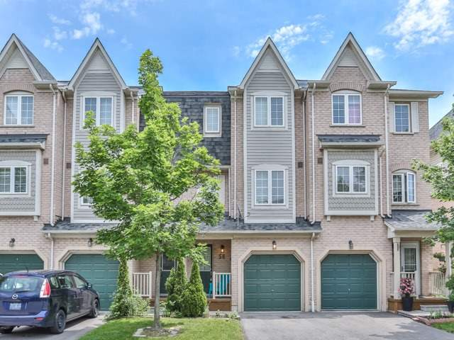 Condo Townhouse at 7190 Atwood Lane, Unit 56, Mississauga, Ontario. Image 1