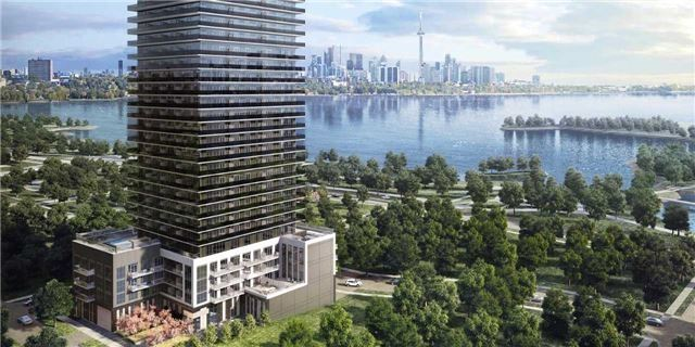 Condo Apartment at 2167 Lakeshore Blvd W, Unit 401, Toronto, Ontario. Image 4