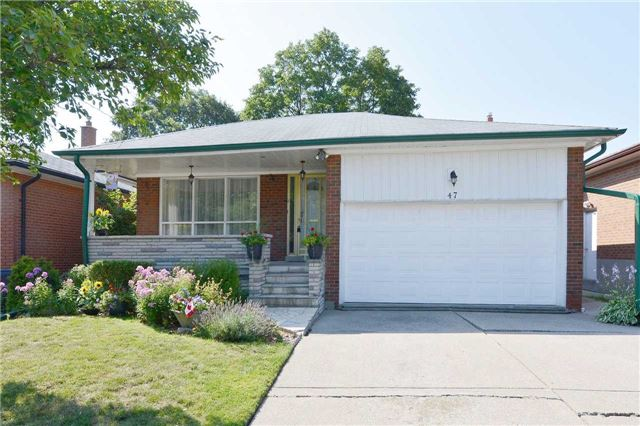 Detached at 47 Northcrest Rd, Toronto, Ontario. Image 1