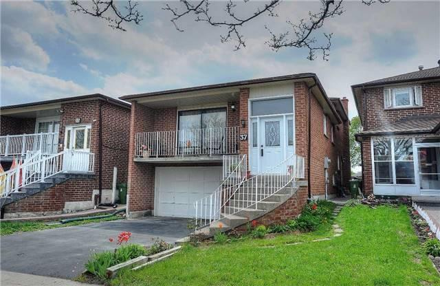 Detached at 37 Cassis Dr, Toronto, Ontario. Image 1