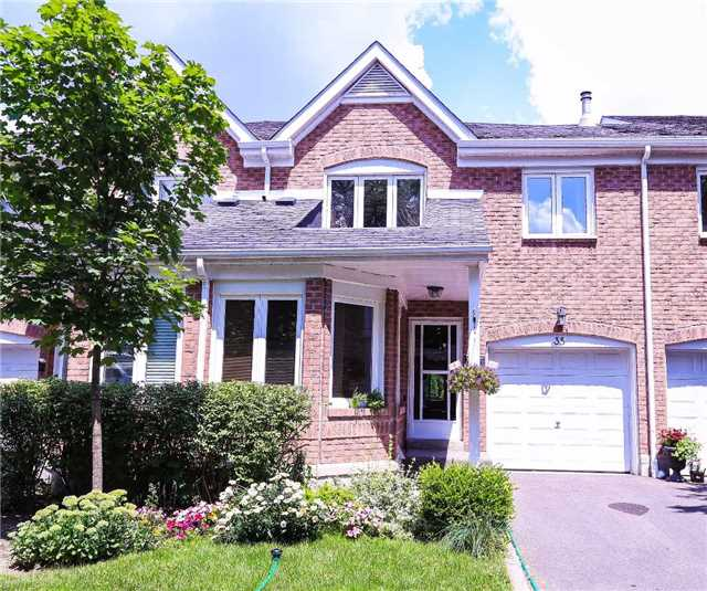 Condo Townhouse at 2155 South Millway Rd, Unit 35, Mississauga, Ontario. Image 1