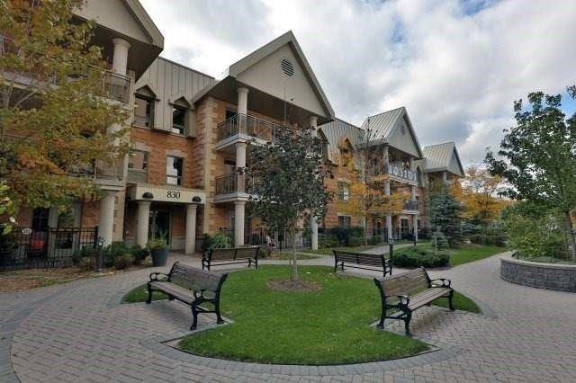Condo Apartment at 830 Scollard Crt, Unit 305, Mississauga, Ontario. Image 1