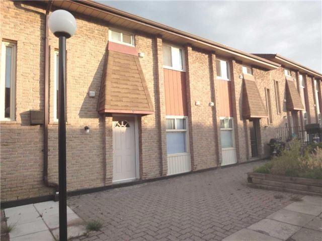 Condo Townhouse at 28 Rexdale Blvd, Unit 49, Toronto, Ontario. Image 5