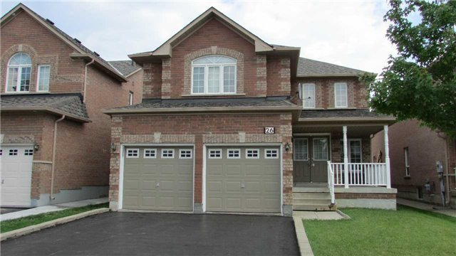 Detached at 26 Avalanche Cres, Brampton, Ontario. Image 1