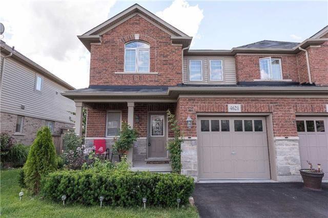 Semi-detached at 4621 Thomas Alton Blvd, Burlington, Ontario. Image 1