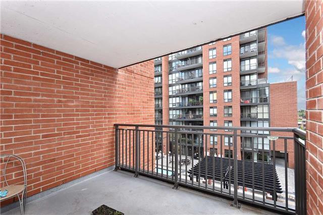 Condo Apartment at 36 Via Bagnato, Unit 529, Toronto, Ontario. Image 4
