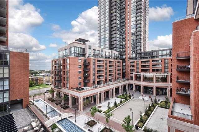 Condo Apartment at 36 Via Bagnato, Unit 529, Toronto, Ontario. Image 13