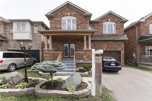 Detached at 7 Owens Rd, Brampton, Ontario. Image 11