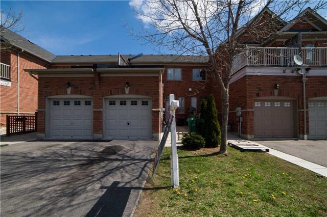 Condo Townhouse at 1015 Galesway Blvd, Unit 17, Mississauga, Ontario. Image 12