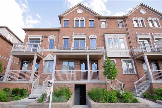 Condo Townhouse at 180 Howden Blvd, Unit 28, Brampton, Ontario. Image 1
