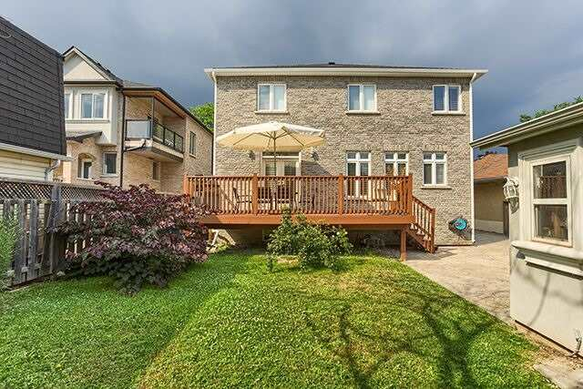 Detached at 53 Yorkdale Cres, Toronto, Ontario. Image 13
