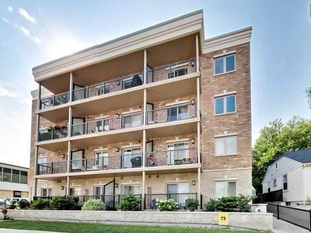 Condo Apartment at 73 Washington Ave, Unit 206, Oakville, Ontario. Image 3
