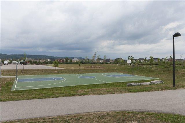Semi-detached at 853 Fowles Crt, Milton, Ontario. Image 13