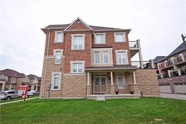 Townhouse at 393 Switchgrass St N, Oakville, Ontario. Image 1