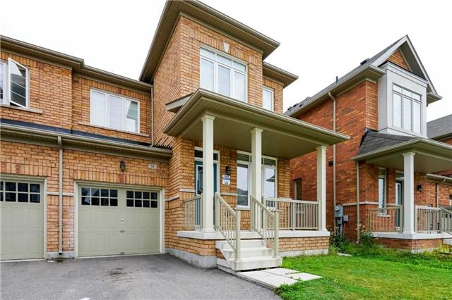 Semi-detached at 51 Baby Pointe Tr, Brampton, Ontario. Image 1